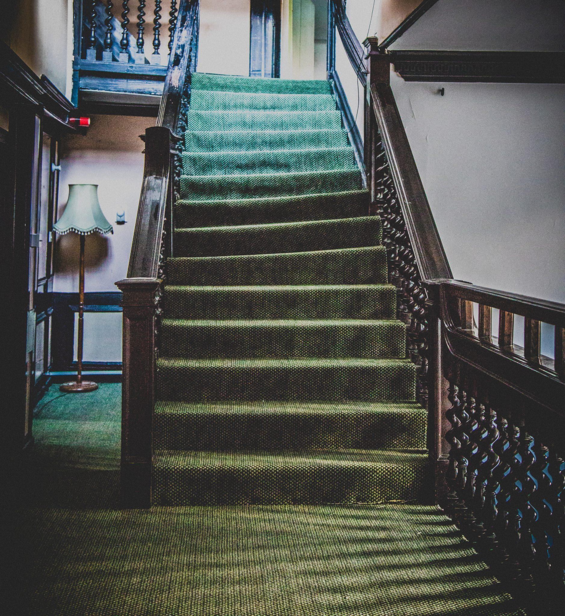 CHW Wymeing Stairs