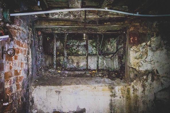 CHW Wymering basement