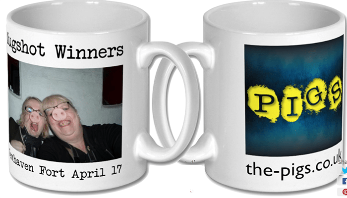 Mugshot winners Newhaven April 17