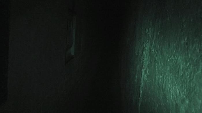 lighting tunnel