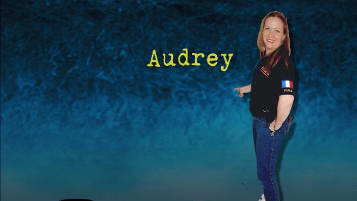 Audrey Claire-Régis