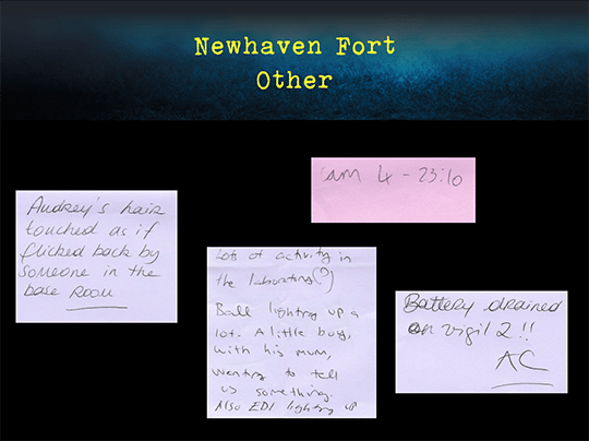 Newhaven Fort Other 540-404