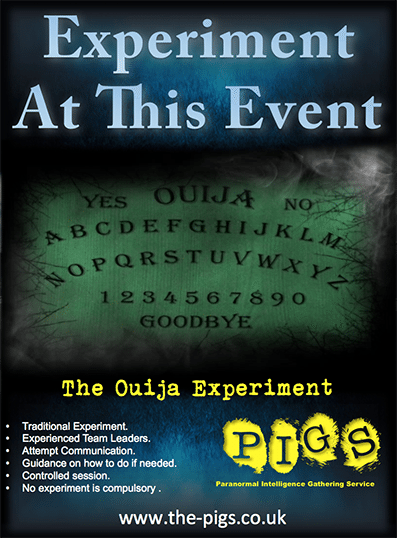 Ouija experiment poster 397 538