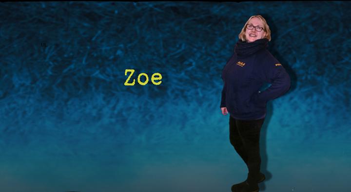 Zoe Hughes