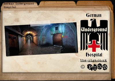 German Underground Hospital
