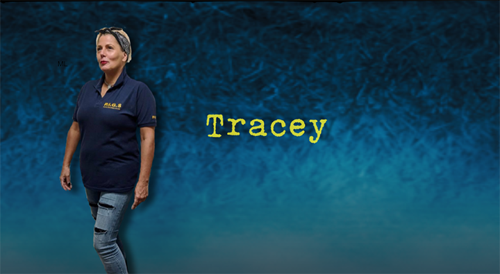 Tracey H